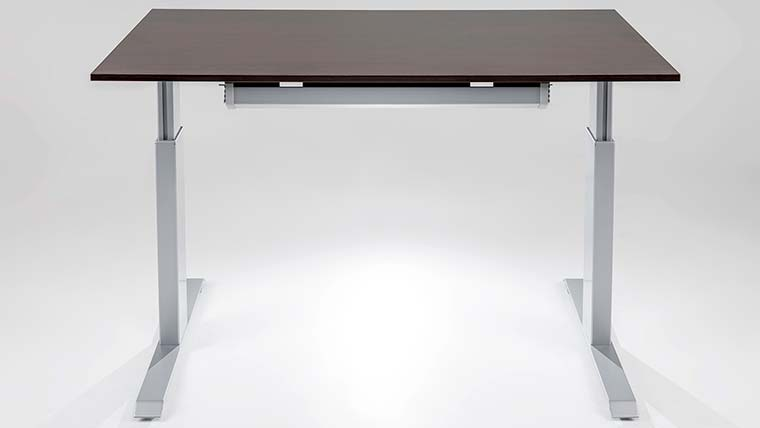 Small Standing Desk Cable Management Tray Specs