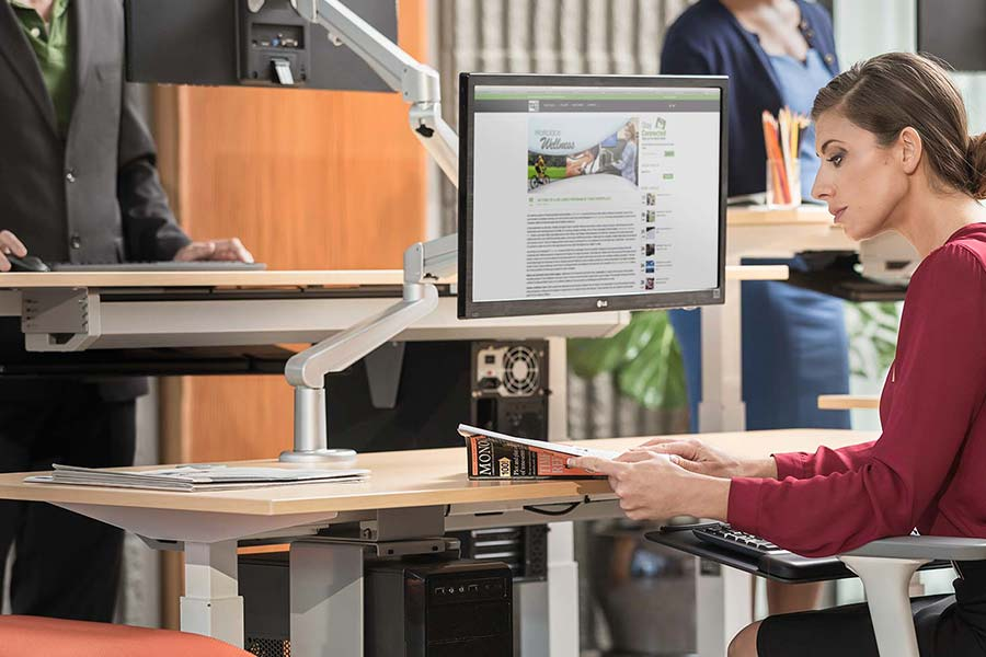 Standing Desk Benefits Why Stand With MultiTable Recent News Sm