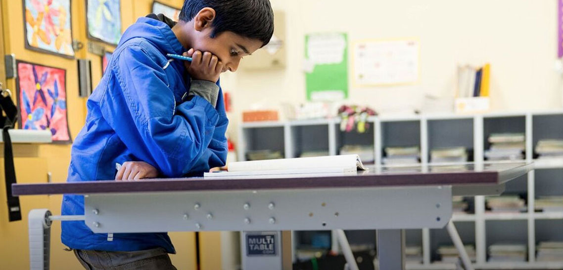 Texas AM Study Recommends Standing Desks At Schools MultiTable News